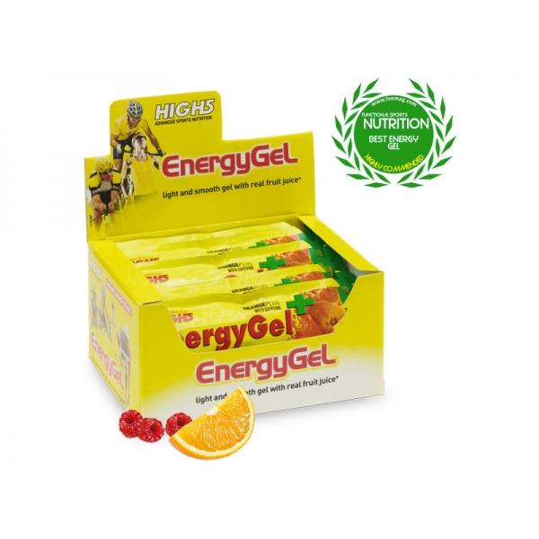 Ενεργειακό Τζέλ HIGH5+ με Καφεΐνη