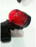 Moon Tail Light Red Led