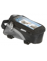 M-Wave Top Tube Bag Rotterdam with Smartphone Window Pocket