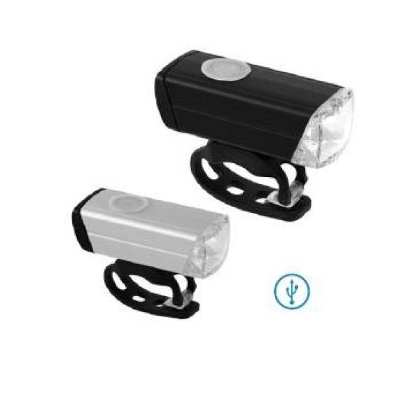Φανάρι εμπρόσθιο Selecta 1 Watt Led ALLOY - USB