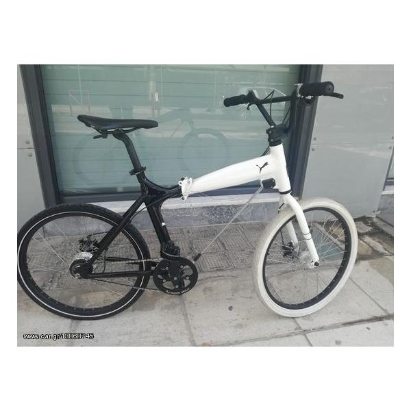 Συλλεκτικό σπαστό ποδήλατο PUMA