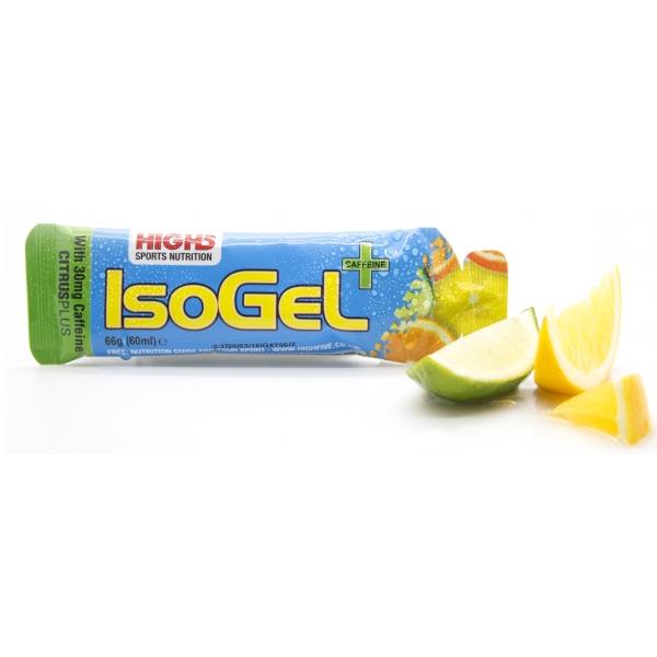 Ενεργειακό Τζελ ISOGEL+ με καφεΐνη